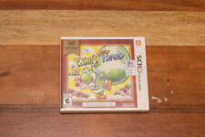 Yoshi's New Island for Nintendo 3DS - Rare Nintendo Selects Version - BRAND NEW