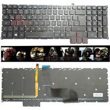 JUGADOR Teclado Acer Predator 15 17 QWERTY PARA JUEGOS g9-593 g9-793-774d