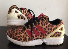a47d07ad7 Adidas ZX Flux Women Size 5US  36FR. Animal Print