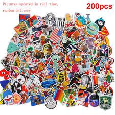 200 Stk Aufkleber im Set Stickerbomb Tuning Autoaufkleber Style Decals Stickers