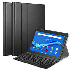 Magnetic Bluetooth Keyboard Case for Lenovo Tab M10 HD(TB-X505F) /M10 (TB-X605F)