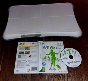 NINTENDO WII Wii FIT BALANCE BOARD RVL-021 GENUINE & FULLY WORKING IN VGWC