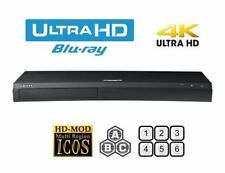 Samsung UBD-M7500 4K UHD Blu-ray Player Multiregion Blu-ray+DVD
