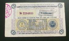 (RM) 1988 Lottery drawn in Kuantan
