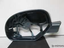 2007-2013 CADILLAC ESCALADE MIRROR COVER + TRIM STEALTH GRAY LEFT LH DRIVER