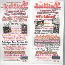 "THE SEEKERS   Rare 1965 Aust Only 7"" OOP P/C EP + Bonus Gig Handbill ""S/Titled"""
