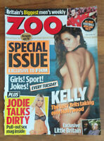 Magazine - Special Iss - Kelly Brook, The Streets, Little Britain, Anna Taverner