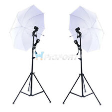 Sale Continuous Lighting Kit Light Stand E27 Bulb Lamp Umbrella for Photo Studio