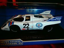 1/18 UH 1971 PORSCHE 917K # 22  MARTINI RACING TEAM 24H LE MANS RACE WINNER