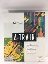 A - Train Railroad Development Simulation Game & Construction Expansion Set