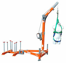 Counterweight Access System for confined space entry