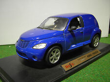 CHRYSLER  PANEL CRUISER bleu nuit au 1/18 MAISTO voiture miniature de collection