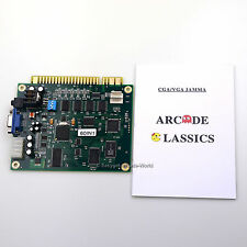 Easyget New Classical Arcade Video Game 60 in 1 PCB Jamma Board CGA/VGA Output