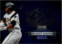 2012 Bowman Sterling Prospect Autographs Baseball Card Pick