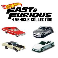 Hot Wheels Fast & Furious Car Vehicle Collection - Choose Your Favourites