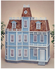 RealGood Toys The Newport Dollhouse Kit