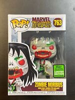 Funko POP Marvel Zombie Mobius #763 ECCC Exclusive IN HAND
