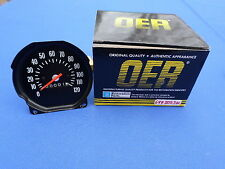 NEW 1971-72 Chevelle SS Monte Carlo 120 MPH Speedometer OER 6493057W GM Licensed