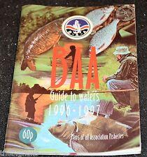 PESCA BAA guida alle acque 1996 - 1997 LIBRO