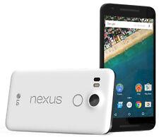 "New Imported LG Nexus 5X 32GB 2GB 5.2"" 12.3MP 5MP 4G LTE Hexa-Core White"