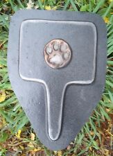 Gostatue MOLD dog paw plant spike garden casting mould  makes great memorial