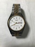 Sharp Quartz Mens Wrist Watch