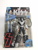 KISS McFARLANE ACTION FIGURES 1997 ACE FREHLEY w/ KISS BASE-10104