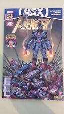 The Avengers captain america & iron man captain marvel  n° 7