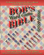 Bob's Bible: Words, Hooks & Anagrams- The Essential Information You Need to Beco
