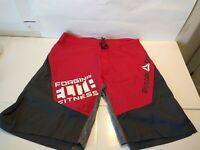 Reebok Crossfit Shorts Large Logo VGC men's Large Excellent Condition.