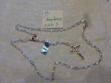 Cristal de Bohême 4 X 6 MM NOIR JET 10 CITROUILLES