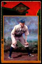 Helmar Cabinet Series II #101 Joe Jackson Cleveland Indians