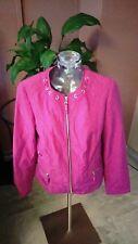 。☆*。Kirsten Damen Sommer Jacke Pink Gr.38☆* 。