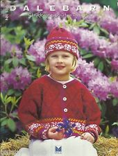 Dale of Norway NR136 Dalegarn Children 6mths - 14 yrs Knitting Patterns Book