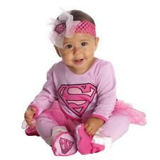 003ae0b332e DC Comics Supergirl Onesie and Headpiece Costume Pink 6 - 12 Months