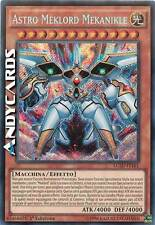 Astro Meklord Mekanikle  ☻ Segreta ☻ LC5D IT161 ☻ YUGIOH ANDYCARDS