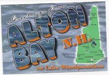 ALTON BAY   LAKE  WINNIPESAUKEE   LOT OF SIX   POSTCARDS    NC-2070   NEW