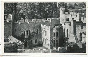 View from Solomon's Tower, Allington Castle