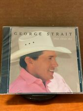 Blue Clear Sky by George Strait (CD, Apr-1996, MCA) Brand New
