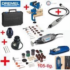 Dremel multi herramienta herramienta multifuncional 3000 -25 set + portabrocas + tornillo de banco