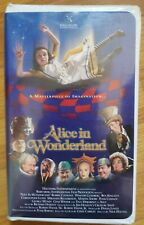 Alice In Wonderland, VHS 1999 used