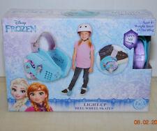 Disney Frozen Heel Wheel Skates Brand New! PlayWheels Light up 4+