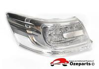 GENUINE LH Left Hand Tail Light Rear Lamp (Clear) For Toyota Aurion GSV40 09~11