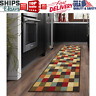 Modern Hall Runner Rug Long Rugs Hallway Area Carpet Non Slip Rubber Mat Home