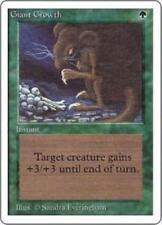 Unlimited Giant Growth Magic the Gathering MTG SP/LP to MP