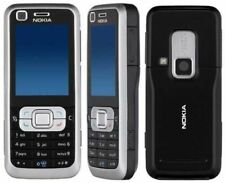 Brand New NOKIA 6120 CLASSIC - Black /White (Unlocked) Bar Phone with Warranty
