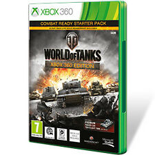 Microsoft World of tanks Xbox 360 Edition - Starter Pack. 4zp-00011