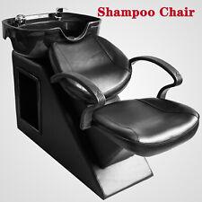Backwash Shampoo Bowl Sink Salon Barber Chair Spa Beauty Hair Equipment Station