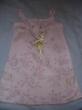 chemise de nuit disney store fee clochette taille 2/3 ans
