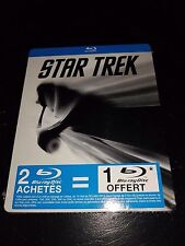 Star Trek 1-disc Blu-Ray Fnac EDIZIONE LIMITATA OOP STEELBOOK NUOVO E SIGILLATO